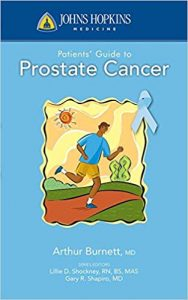 Johns Hopkins Patients' Guide to Prostate Cancer (The Johns Hopkins Patients' Guide)