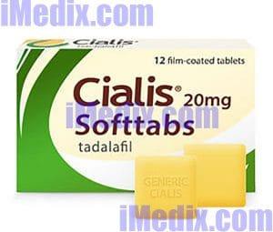 Generic Cialis Soft (Tadalafil)