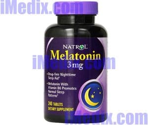 Generic Melatonin