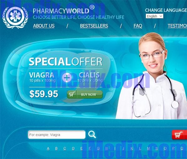 Meds-store.com screenshot