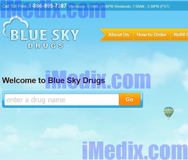 Blueskydrugs.com