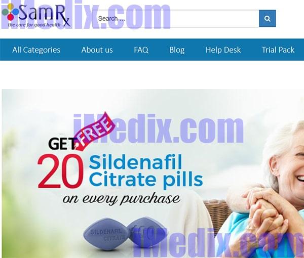 Samrx.com